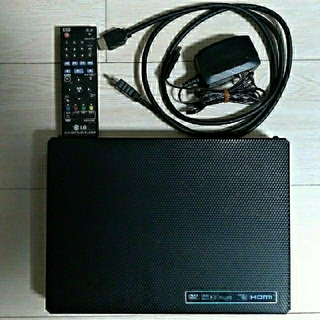 エルジーエレクトロニクス(LG Electronics)のBlu-ray/DVD プレーヤー(LG BP250)(ブルーレイプレイヤー)