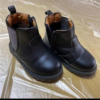 エイチアンドエム(H&M)の美品 サイドゴアブーツ 13cm(ブーツ)