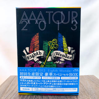 AAA - AAA/AAA TOUR 2013 Eighth Wonder〈初回生産限定・…