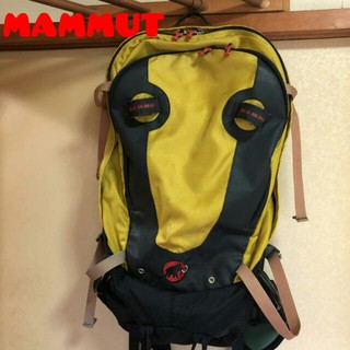 MAMMUT FACE 22 バックパック