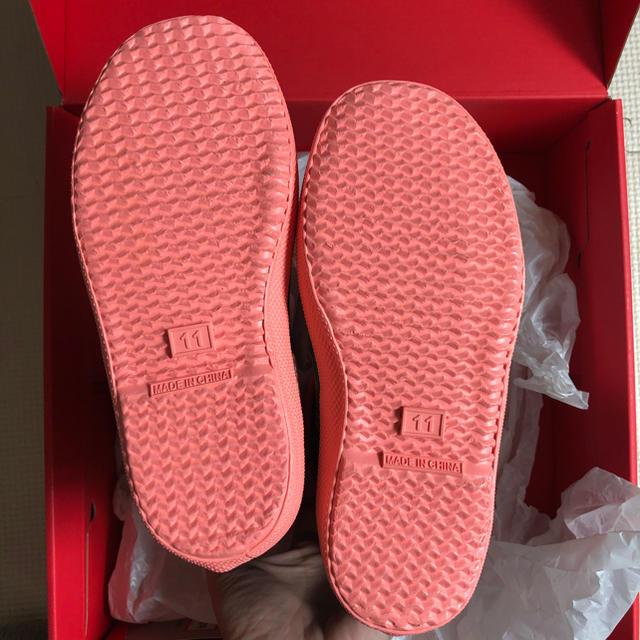 HUNTER(ハンター)の♡ハンター♡新品♡レインシューズ♡17cm キッズ/ベビー/マタニティのキッズ靴/シューズ(15cm~)(長靴/レインシューズ)の商品写真