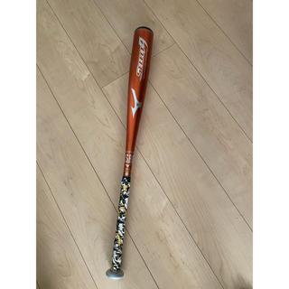 ミズノ(MIZUNO)のミズノ 金属バット 少年野球 470g(バット)
