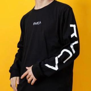ルーカ(RVCA)のRVCA 新品 ロンT(Tシャツ/カットソー(七分/長袖))