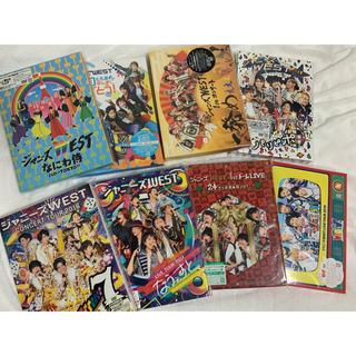 ジャニーズWEST - ジャニーズWEST ライブ 舞台 DVD セット