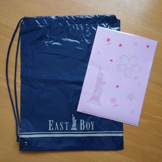 イーストボーイ(EASTBOY)の値下げ💴⤵️新品 EAST BOY クリアファイル(袋付き)(その他)