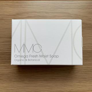 エムアイエムシー(MiMC)のMiMC オメガフレッシュモイストソープ フランキンセンスブレンド(洗顔料)