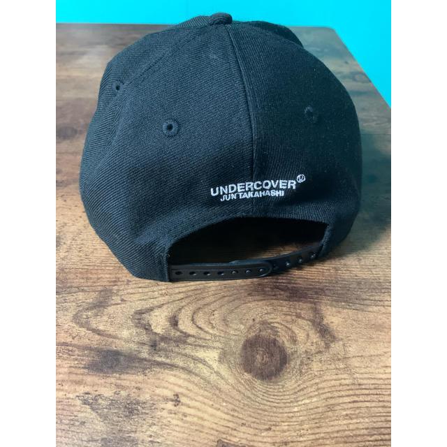 UNDERCOVER(アンダーカバー)のundercover×Newera キャップ メンズの帽子(キャップ)の商品写真