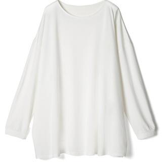 グレイル(GRL)のグレイル クルーネックルーズロンT(Tシャツ(長袖/七分))