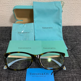 Tiffany & Co. - 【激安】ティファニー メガネフレーム 男性必見!!