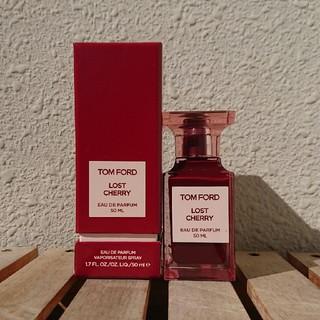 トムフォード(TOM FORD)のTOMFORD 香水 LOST CHERRY ロストチェリー 空き瓶(ユニセックス)