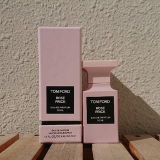 トムフォード(TOM FORD)のTOMFORD 香水 ROSE PRICK ローズプリック 空き瓶(ユニセックス)
