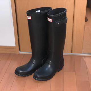 ハンター(HUNTER)のHUNTER/ロングレインブーツ(レインブーツ/長靴)