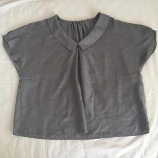 ユナイテッドアローズ(UNITED ARROWS)のリズムオブライフ ユナイテッドアローズ 半袖 グレー Tシャツ カットソー(Tシャツ(半袖/袖なし))