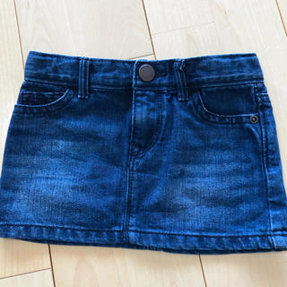 ベビーギャップ(babyGAP)のbaby gapのスカート 90センチ(スカート)