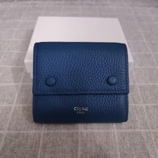 セリーヌ(celine)の|送料込み| celineセリーヌ 財布 折り 三つたたみ コイン入れ(折り財布)
