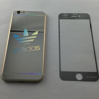 アディダス(adidas)の海外限定アディダスアイフォン6強化ガラス(保護フィルム)