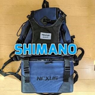 シマノ(SHIMANO)のシマノ SHIMANO フィッシングバッグ 10121000(ウエア)