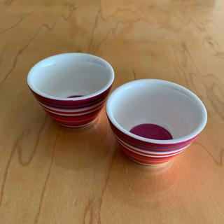 イッタラ(iittala)のイッタラ オリゴ カップ レッド 2個セット(食器)