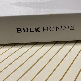 BULK HOMME シャンプー トリートメント (シャンプー)
