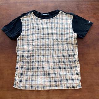 バーバリーブラックレーベル(BURBERRY BLACK LABEL)のバーバリーBurberry ブラックレーベルカットソーティシャツ サイズ1(Tシャツ/カットソー)