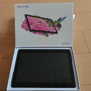 ドラゴン(DRAGON)のDragon Touch Note Pad K10(タブレット)