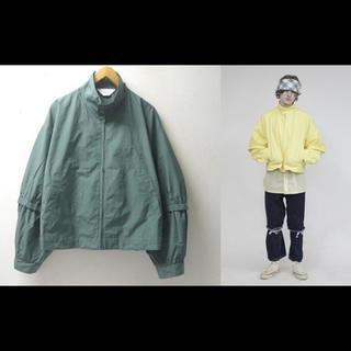 wonderland 2way drizzler jacket(ブルゾン)