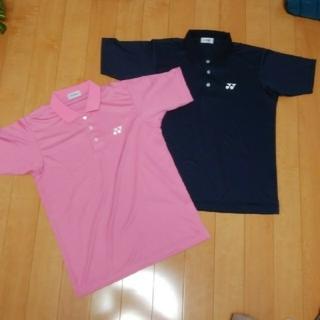 ヨネックス(YONEX)のヨネックス ポロシャツ 2枚セット(ウェア)