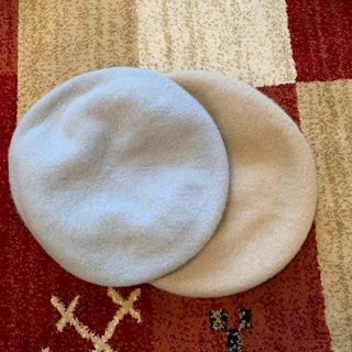 グローバルワーク(GLOBAL WORK)のベレー帽セット(ハンチング/ベレー帽)