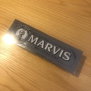 マービス(MARVIS)の新品★MARVIS マービス ホワイトニングミント 85ml(歯磨き粉)