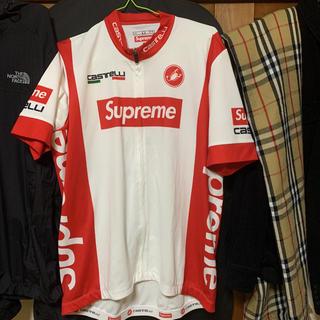 シュプリーム(Supreme)のSupreme®/Castelli Cycling Jersey(ウエア)