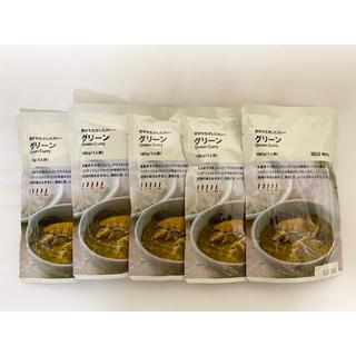ムジルシリョウヒン(MUJI (無印良品))の無印良品 グリーン カレー(レトルト食品)