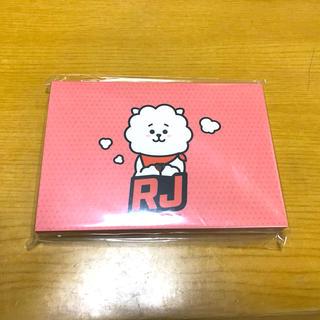 ボウダンショウネンダン(防弾少年団(BTS))のBT21  RJ  MEMO PAD POP(K-POP/アジア)