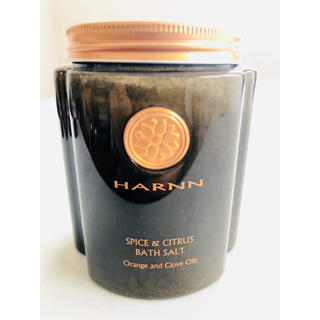 タン(THANN)のHARNN ハーン バスソルト 550g(入浴剤/バスソルト)