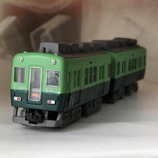 バンダイ(BANDAI)のBトレ 京阪 旧塗装(電車のおもちゃ/車)