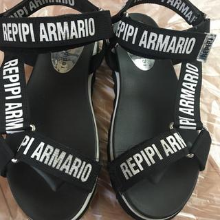 repipi armario - レピピ サンダル REPIPI