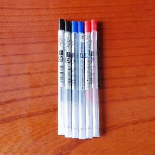 ミツビシエンピツ(三菱鉛筆)の三菱鉛筆 JETSTREAM スタイルフィット 替芯0.5 黒・赤・青 計6本(ペン/マーカー)