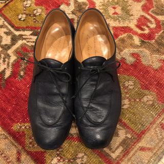 レペット(repetto)のR.U革靴 レースアップシューズ(ローファー/革靴)