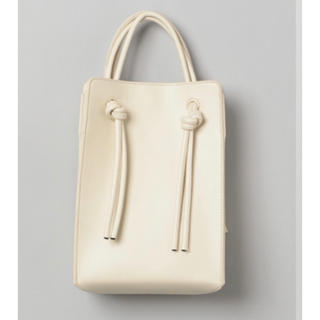 ジーナシス(JEANASIS)のジーナシス★box2waybag(ショルダーバッグ)