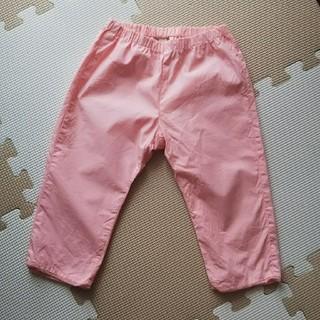 ボンポワン(Bonpoint)のポンポワン パンツ ズボン ピンク オーガニック 綿100% インポート(パンツ)