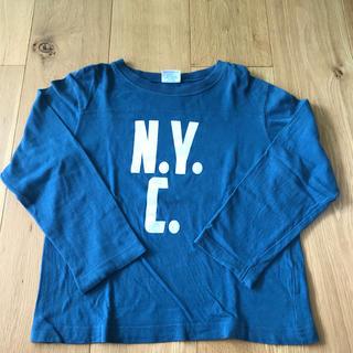 グリーンレーベルリラクシング(green label relaxing)のグリーンレーベル チャンピオン キッズ ロンT 140(Tシャツ/カットソー)