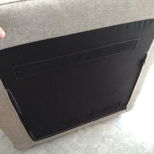 美品 AQUA オットマン インテリア/住まい/日用品のソファ/ソファベッド(オットマン)の商品写真