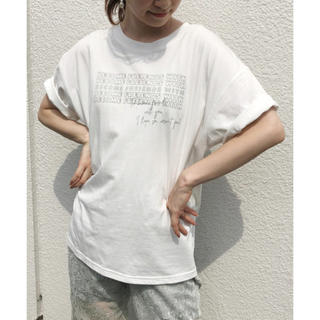 one after another NICE CLAUP - ナイスクラップ Tシャツ ロゴT