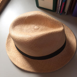 パナマハット(Panama Hat)のパナマハット(麦わら帽子/ストローハット)