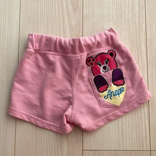 アナップキッズ(ANAP Kids)の【ANAPkids】ハーフパンツ 80cm(パンツ)