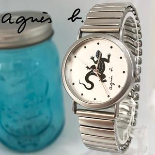 アニエスベー(agnes b.)の42 アニエスベー時計 レディース腕時計 新品電池 美品 レザール(腕時計)