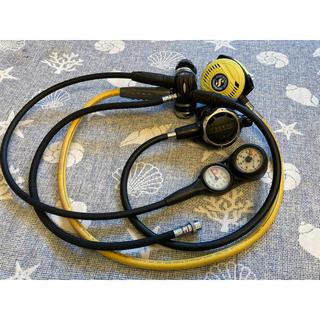 Aqua Lung - AQUA LUNG アクアラング レギュレーター レジェンド ダイビング器材