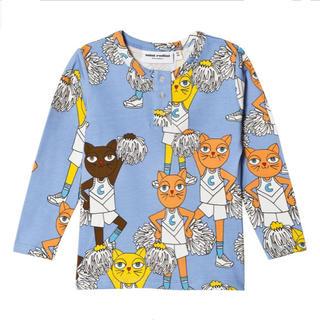 コドモビームス(こども ビームス)のmini  rodini ロンT(Tシャツ)