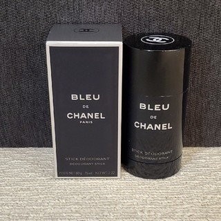 シャネル(CHANEL)のシャネル ブルードゥシャネル デオドラントスティック(制汗/デオドラント剤)