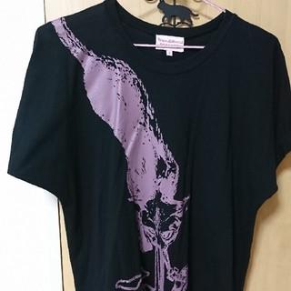 Vivienne Westwood - ヴィヴィアンウエストウッドねことオーブTシャツ