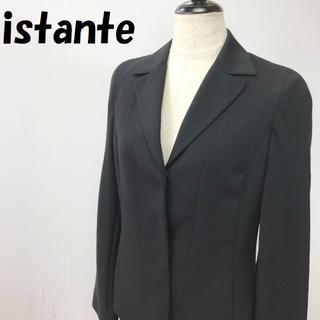 イスタンテ(istante)の【人気】イスタンテ イタリア製セットアップ スーツ 長袖ジャケット 巻きスカート(スーツ)